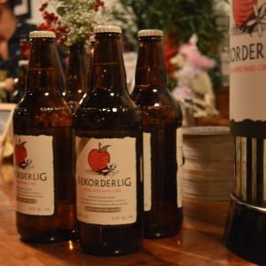 An Evening with Rekorderlig Cider