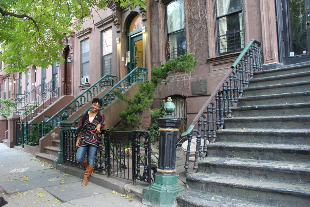 Langston Hughes House Harlem